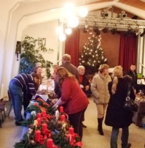 Weihnachtsmarkt 2009